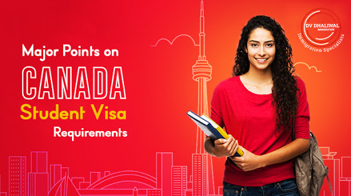 Application for study permit in Canada